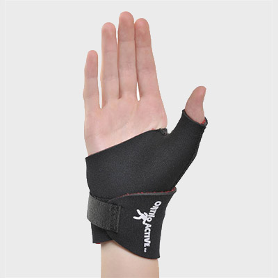 Thumb and Finger Supports