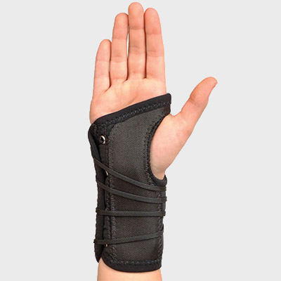 Wrist Supports With Stays